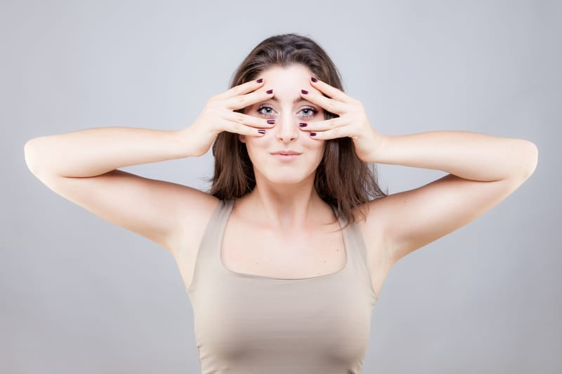 Does Face Yoga Work to Make You Look Younger?