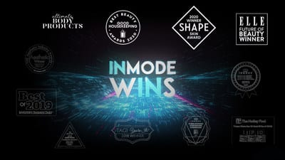 National Publications Honor InMode Technologies with Beauty Awards