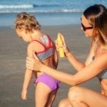 Parents Report They May Not Be Properly Protecting Their Children from the Sun