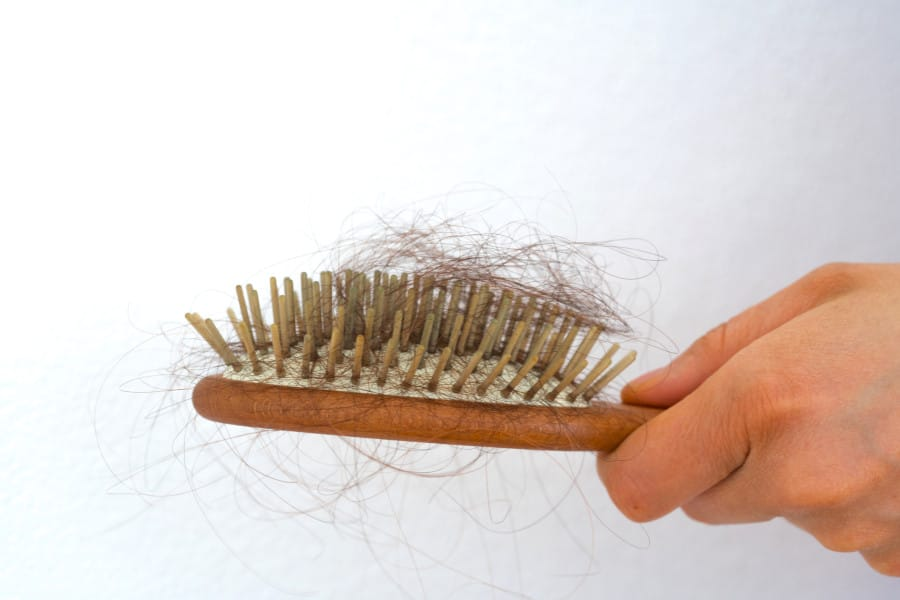 Chronic Stress Could Lead to Hair Loss This Way