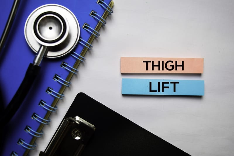 What to Know About Thigh Lifts