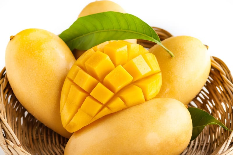Mangoes' Effects on Facial Wrinkles