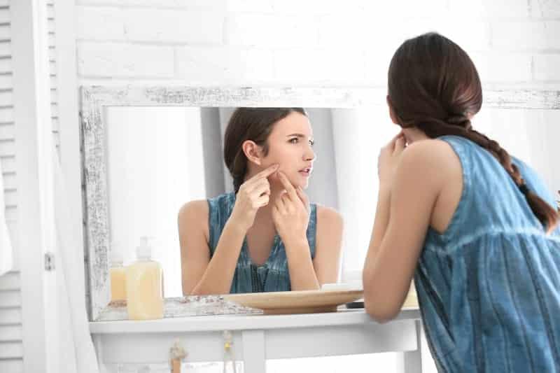 Increased Cosmetics Use, Double-Cleanse Method Exacerbates Acne