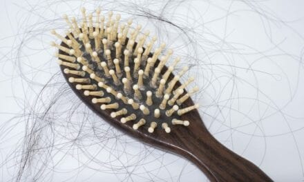 Study: COVID-19 Stress Might Be Causing Uptick in Temporary Hair Loss