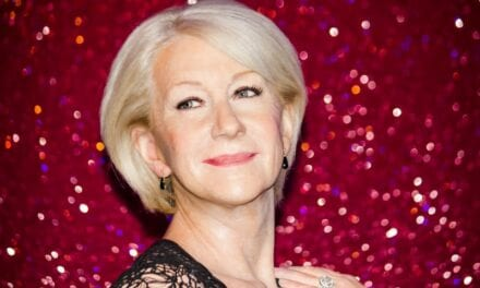 "Helen Mirren: ""I Take Great Issue with the Term Anti-Aging"""