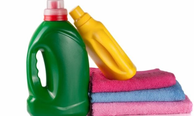Chronic Skin Irritation? Your Laundry Detergent Might Be to Blame