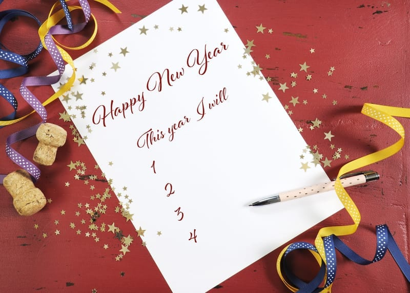 Your Time To Shine: Tips For Accomplishing Your New Year's Resolutions