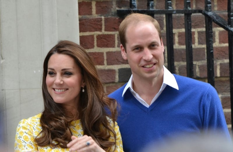 Prince William Crowned 'World's Sexiest Bald Man' and Stanley Tucci Fans Aren't Having It