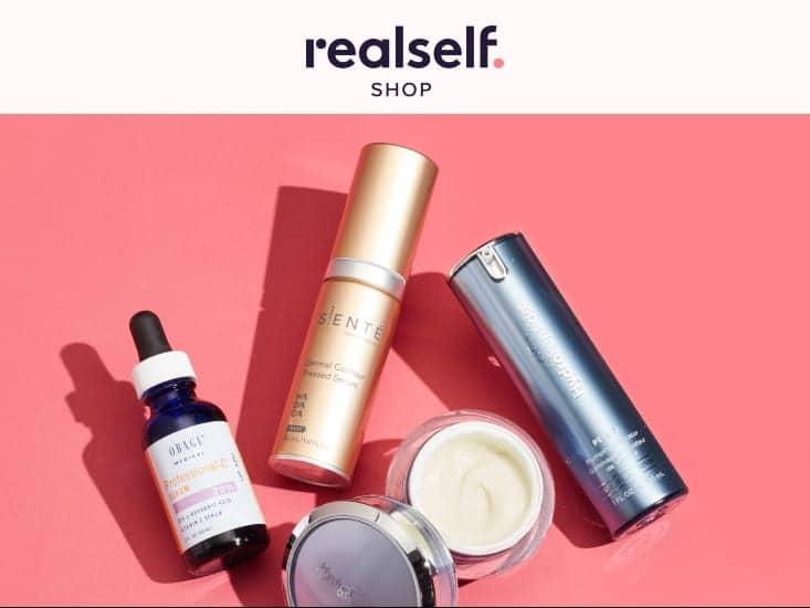 RealSelf Launches RealSelf Shop