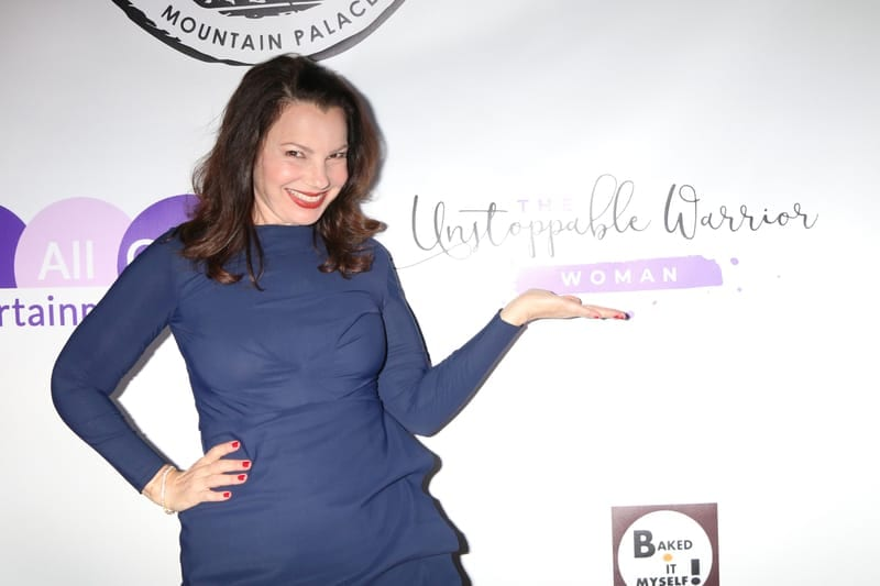 Fran Drescher on the 'Healthier' Hair Dye She Swears By and Her Best Anti-Aging Makeup Trick