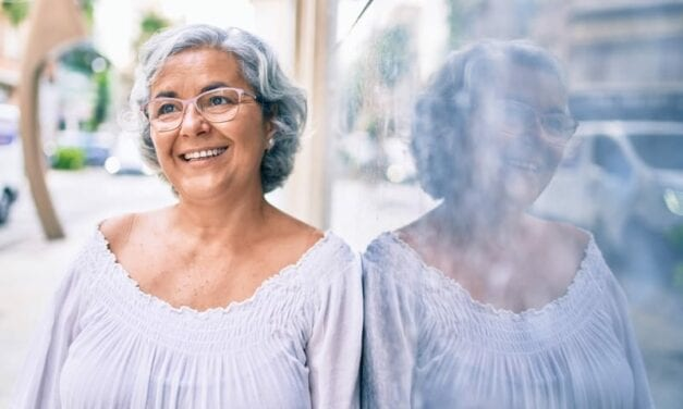 Women 'Risk' Grey Hair to Feel Authentic