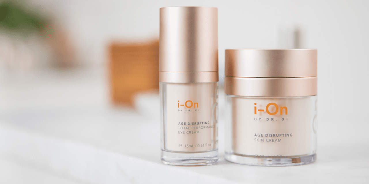 New i-On Skincare Creams Provide Clinically-Proven De-Ironizing Inducer Technology