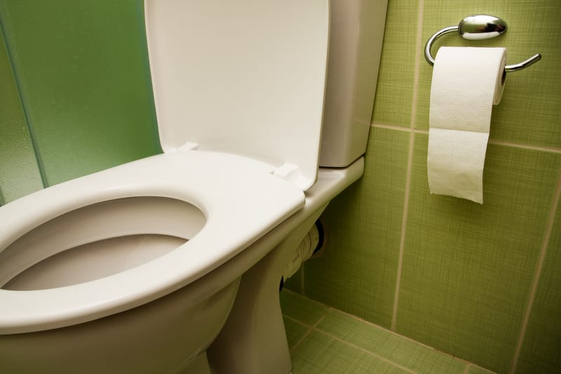 The Obscure Reason Your Body Can Turn Your Toilet Seat Blue