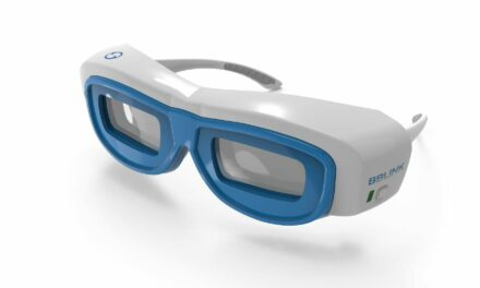 Sciton Launches BBLINK Goggles